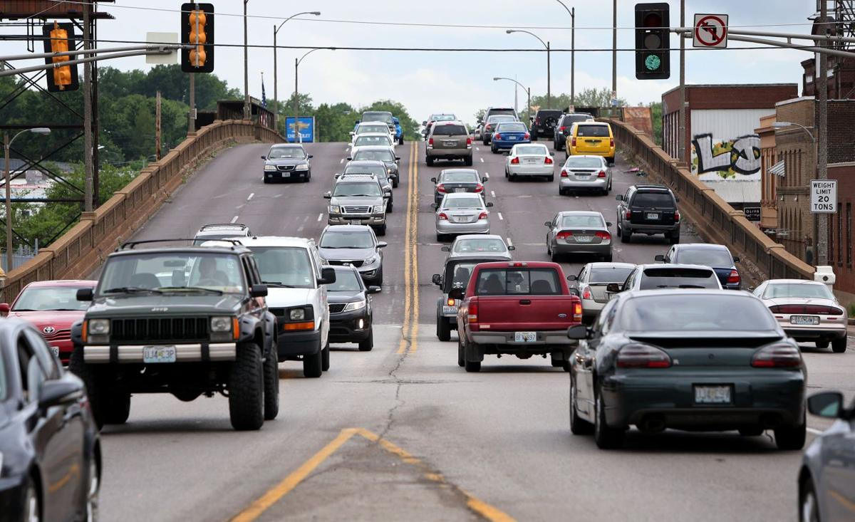Stretch Of Kingshighway Shuts Down Monday Along For The