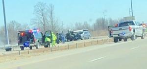 Zwei Frauen, zwei Mädchen getötet in crash auf der Autobahn 40 unterwegs-volleyball-Turnier