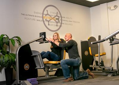 New technology improves bone and muscle strength