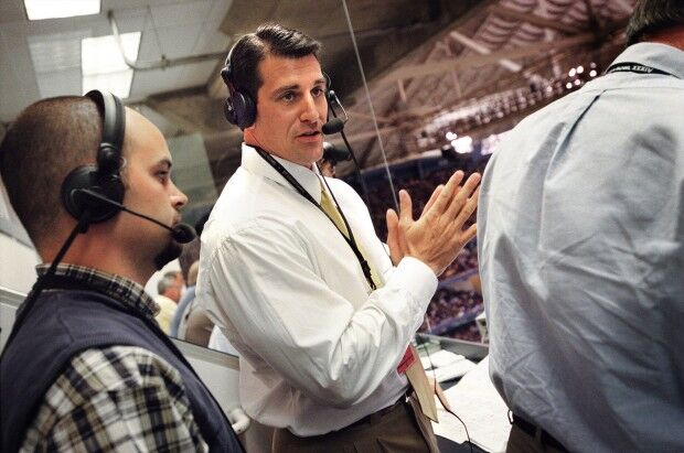 Savard tries to fight off cold before broadcast of big game (copy) (copy)