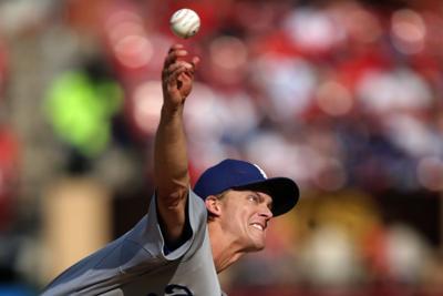 Cardinals vs. Dodgers at Busch Stadium