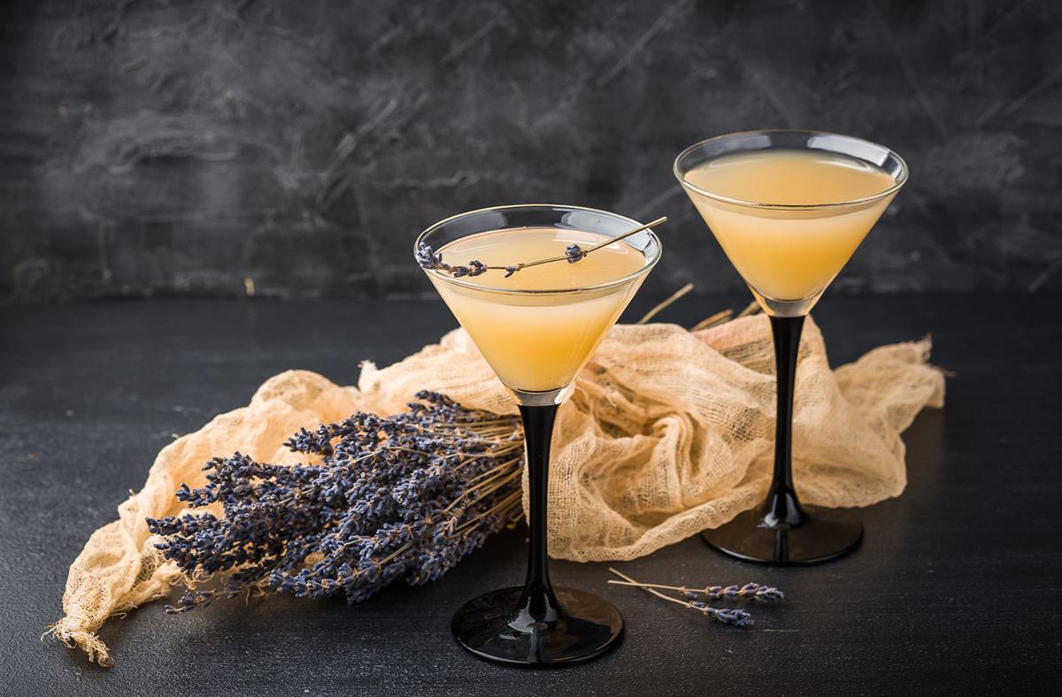Liquid Lavender