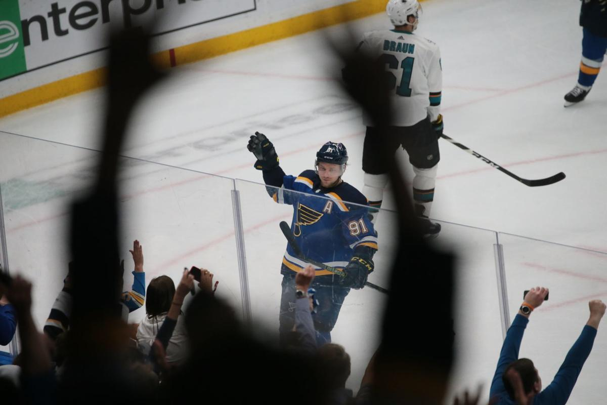 Welcome back! After 49 years, the Blues return to Stanley Cup finals