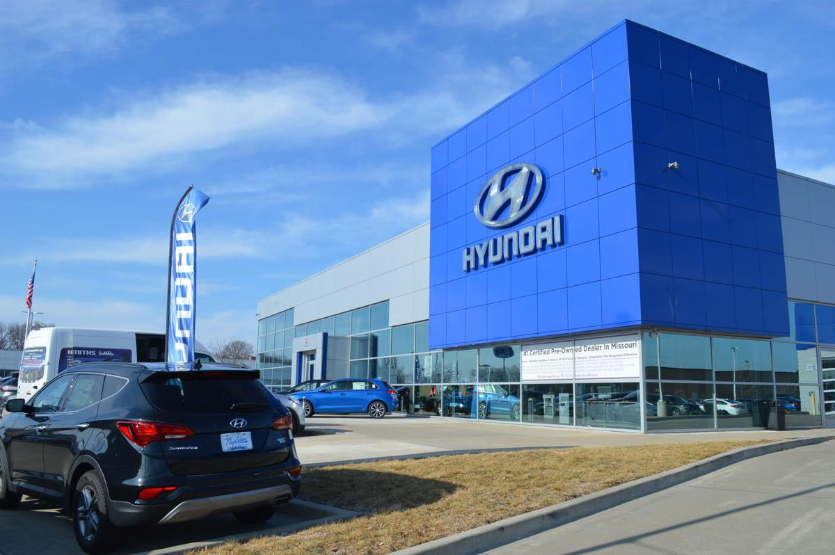 Ed Napleton Auto Group buys Hazelwood Hyundai dealership | Business