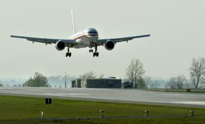Perselisihan ini terus berlanjut selama Sinquefield associate St. Louis airport dokumenter