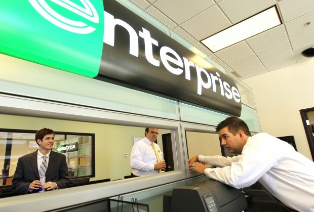 Enterprise Rent A Car Campbell Ca