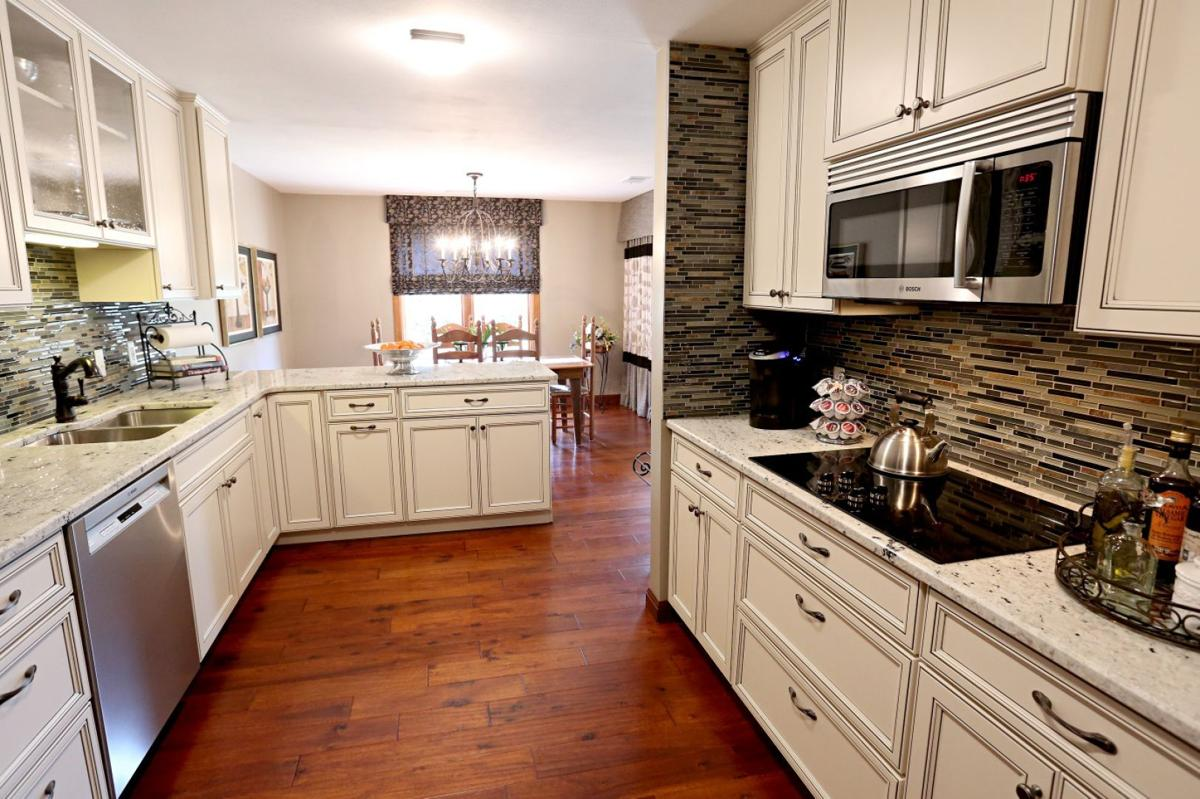 At Home Full Remodel Breathes New Life Into Outdated