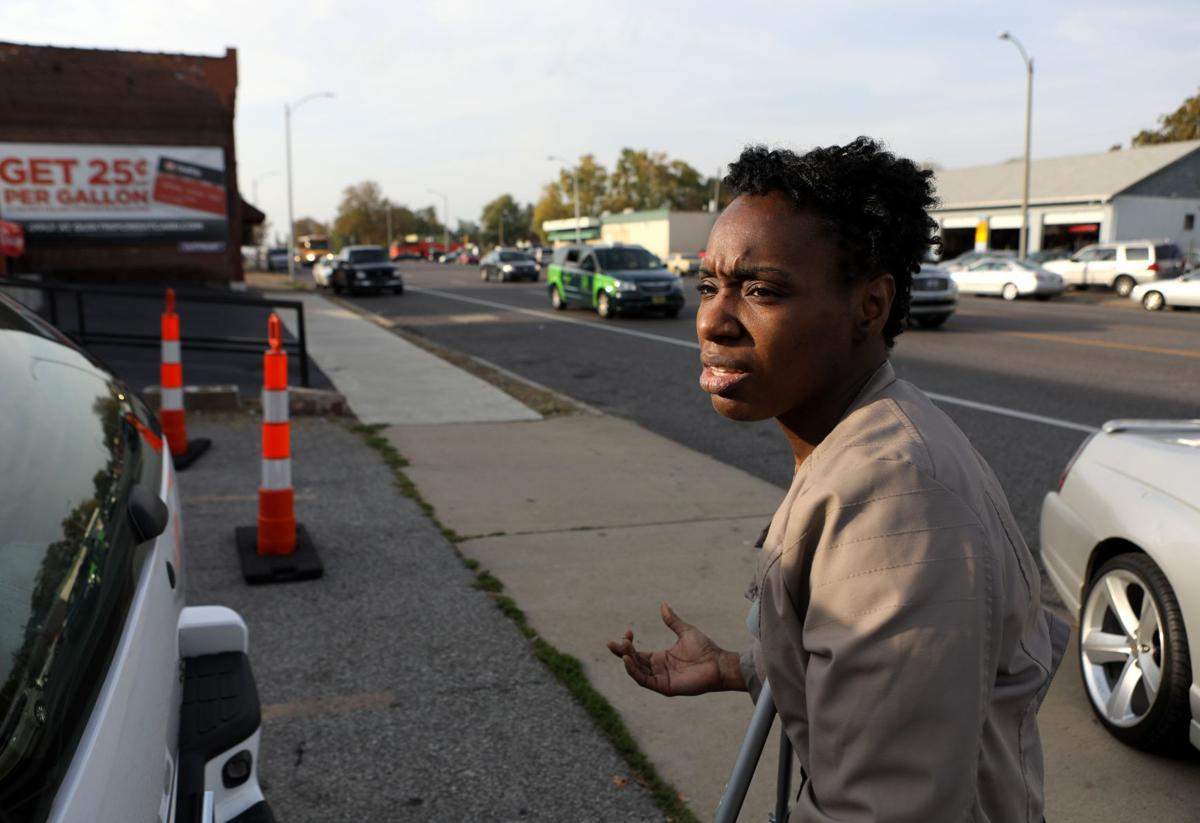 Jadda M. Kennedy spent almost a year in jail on murder charges that were dropped
