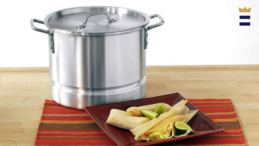 The best tamale steamer