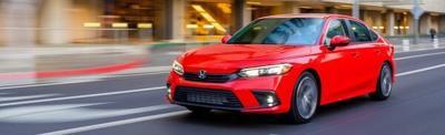 2022 Honda Civic Touring