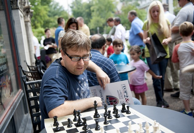 Sinquefield Cup opens
