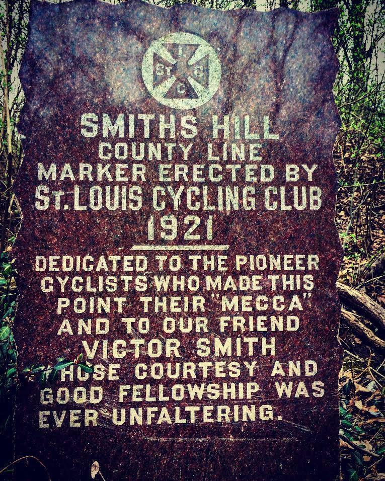 Cycling marker