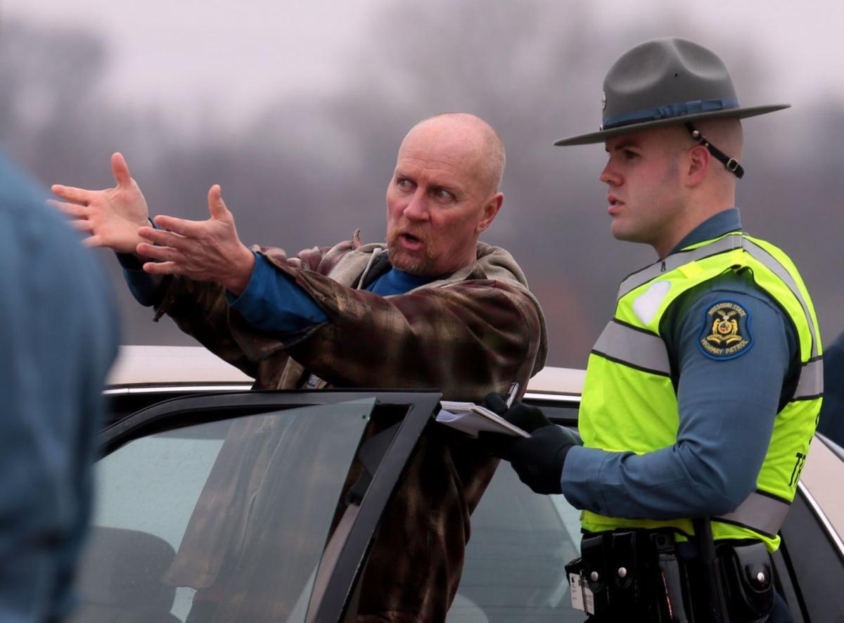 Missouri Highway Patrol trooper