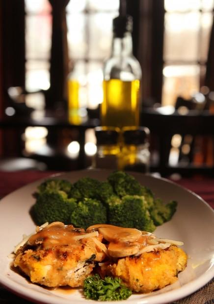 Recipe request: Amaretto chicken at Vincenzo's