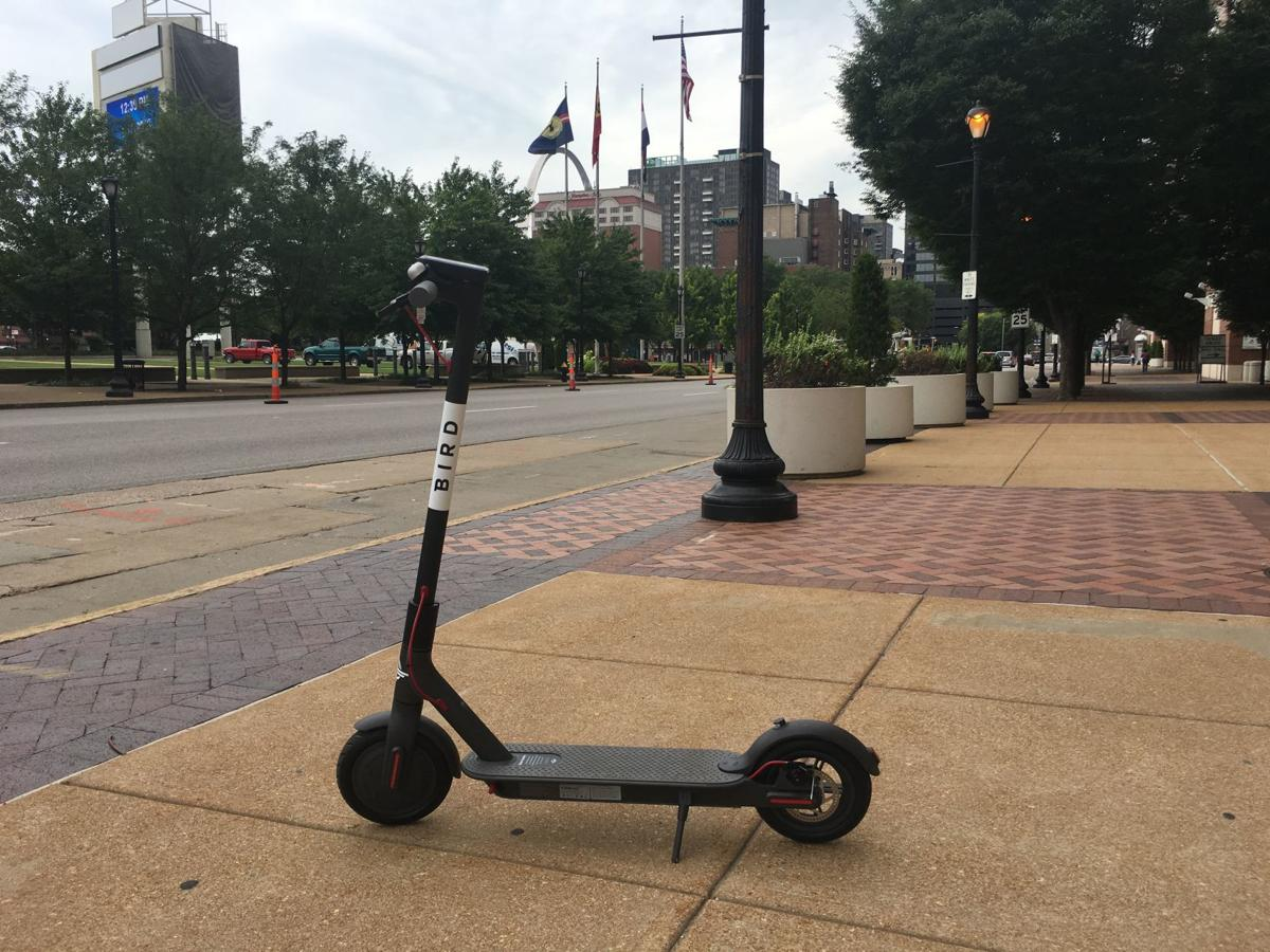 bird electric scooter business launches in st louis. Black Bedroom Furniture Sets. Home Design Ideas