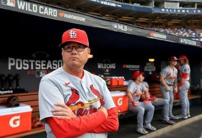 St. Louis Cardinals vs Los Angeles Dodgers National League wild-card game (copy)