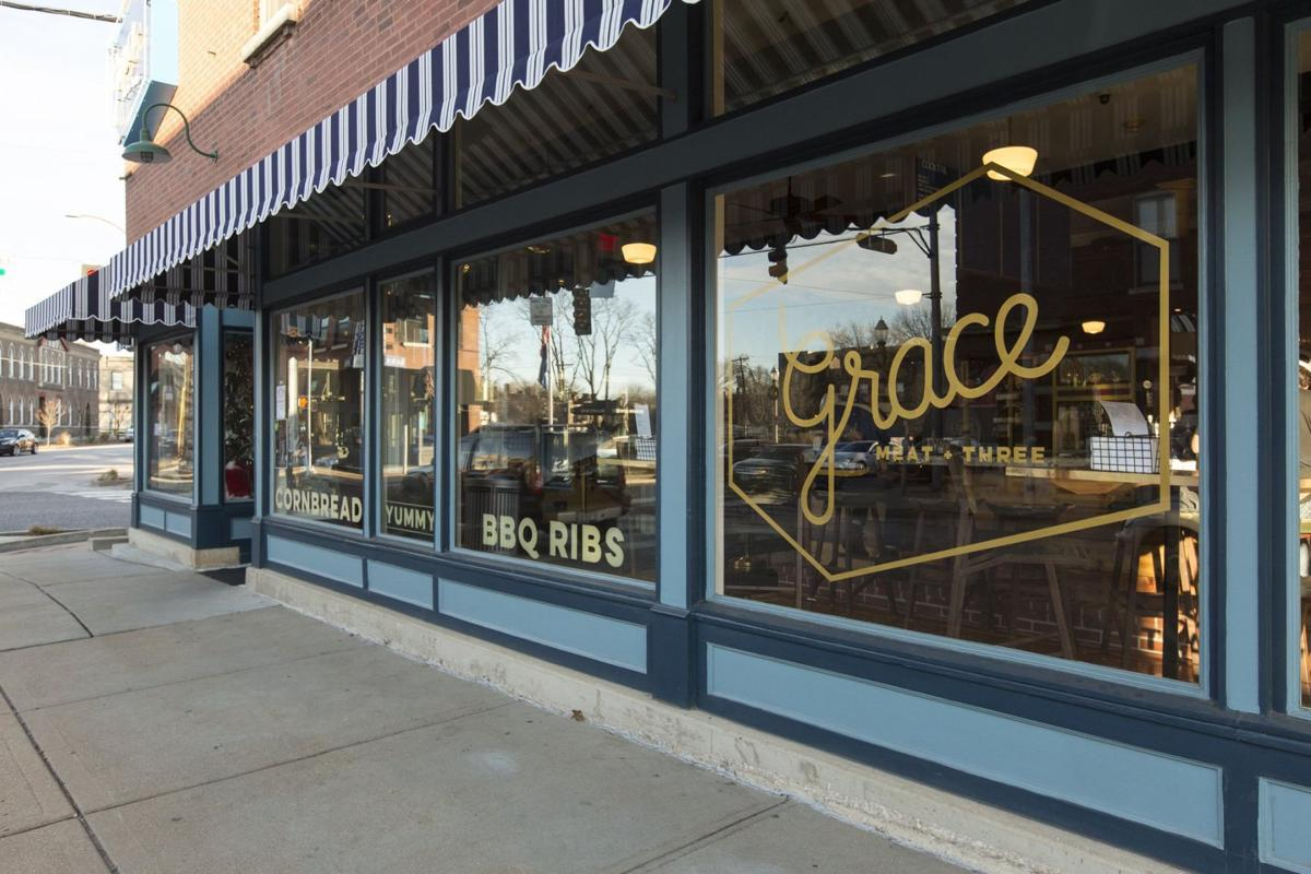 Grace Meat + Three to add late-night concept Grace Chicken + Fish