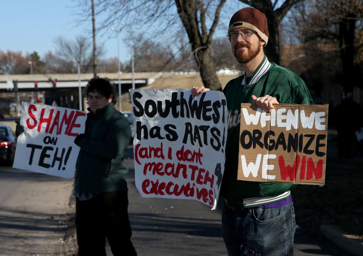 Final day of rent strike at Southwest Crossing