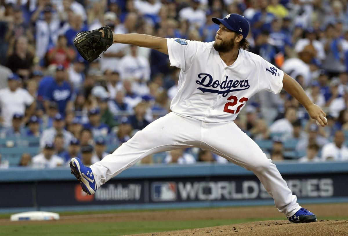 Baseball notebook: Dodgers ace Kershaw sidelined for now