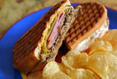 Recipe request: Cuban sandwich at La Mancha