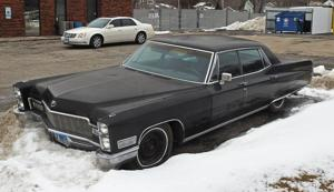 '68 Fleetwood was a land yacht for sure!.