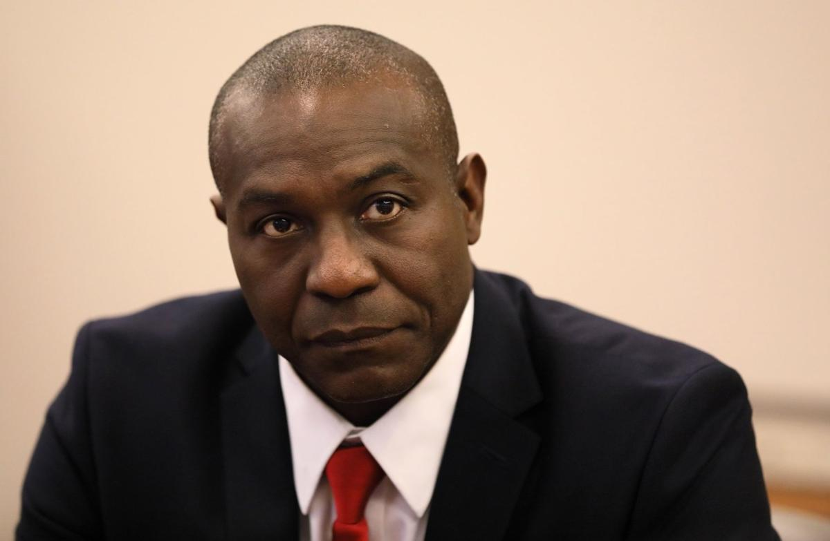 Lewis Reed president of the Board of Aldermen