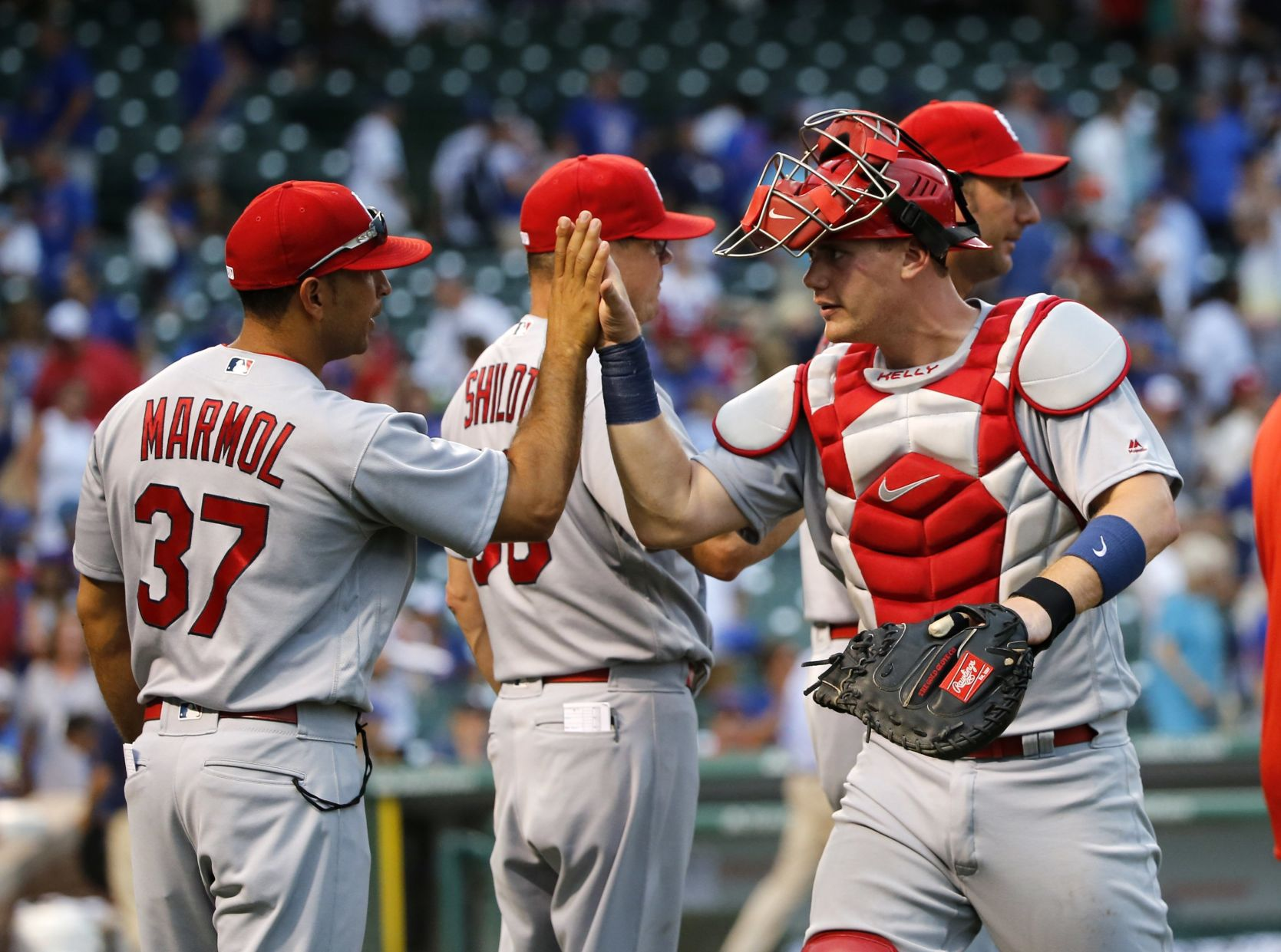 Martinez carries Cardinals to victory over Arizona