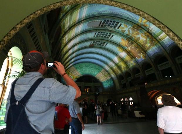 Union Station's Grand Hall
