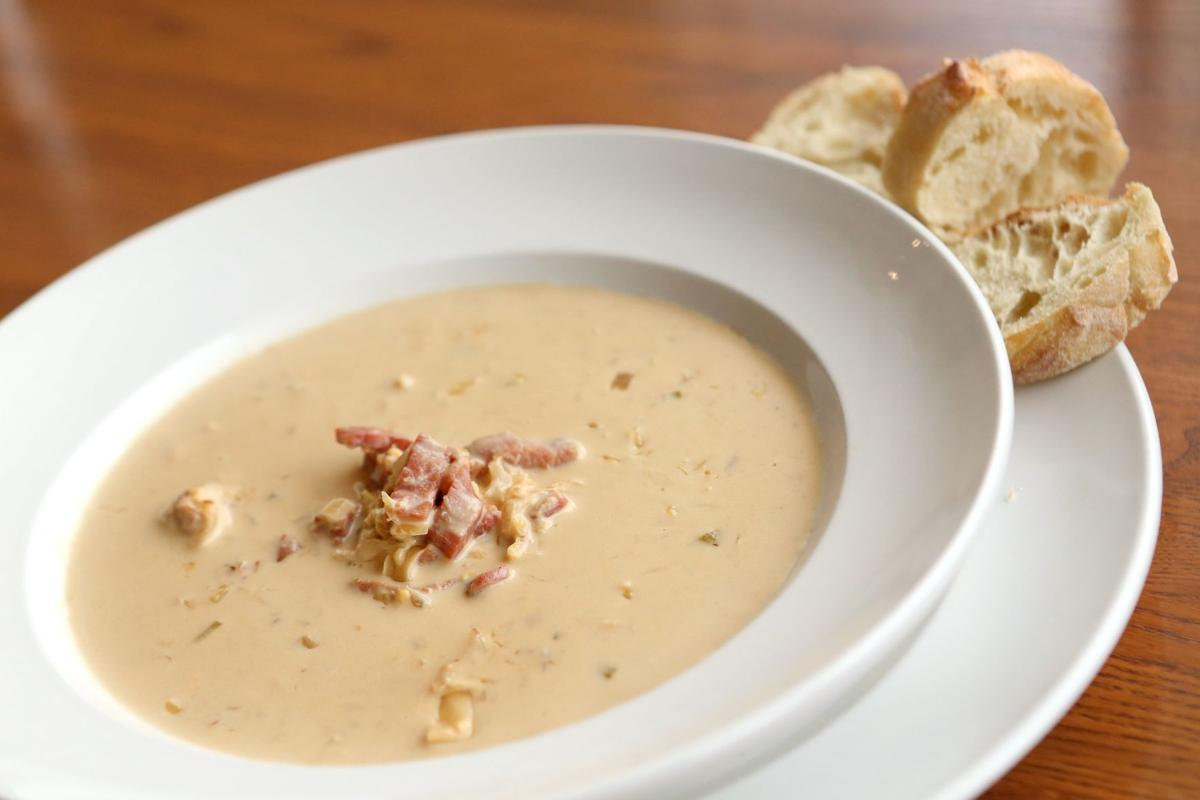 Recipe request: Reuben soup at Three Families