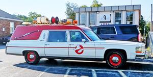 Ghostbusters: It's not your average ambulance!.