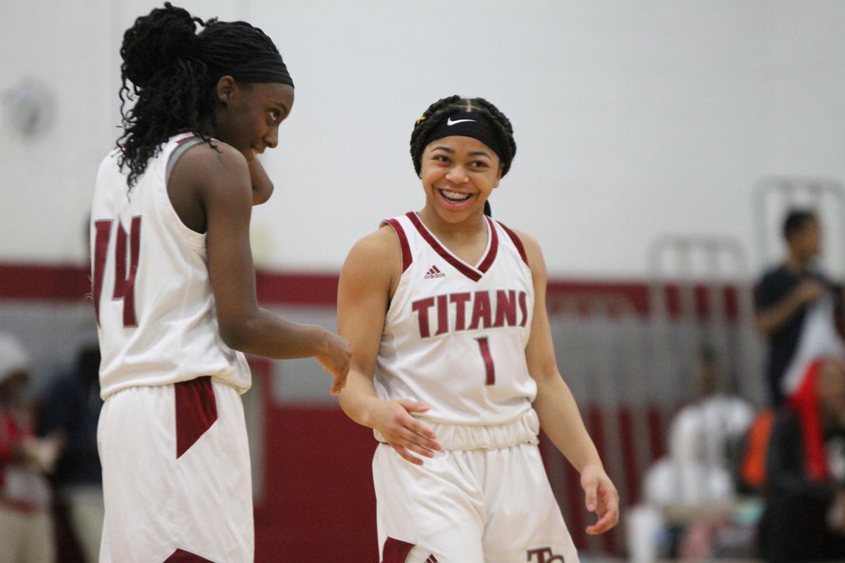 Rosati-Kain vs. Trinity girls basketball