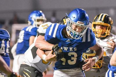 9/20/19 - Football - Festus at Hillsboro
