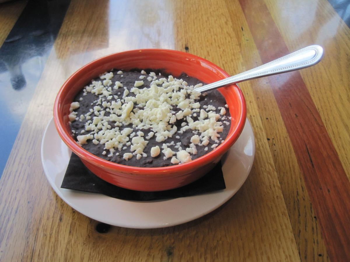 Mission Taco Joint Refried Black Beans