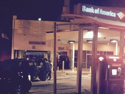 Arson attempt at Bank of America in St. Louis