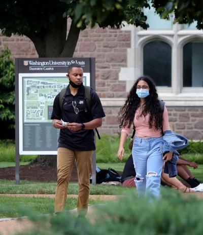Masking on campus