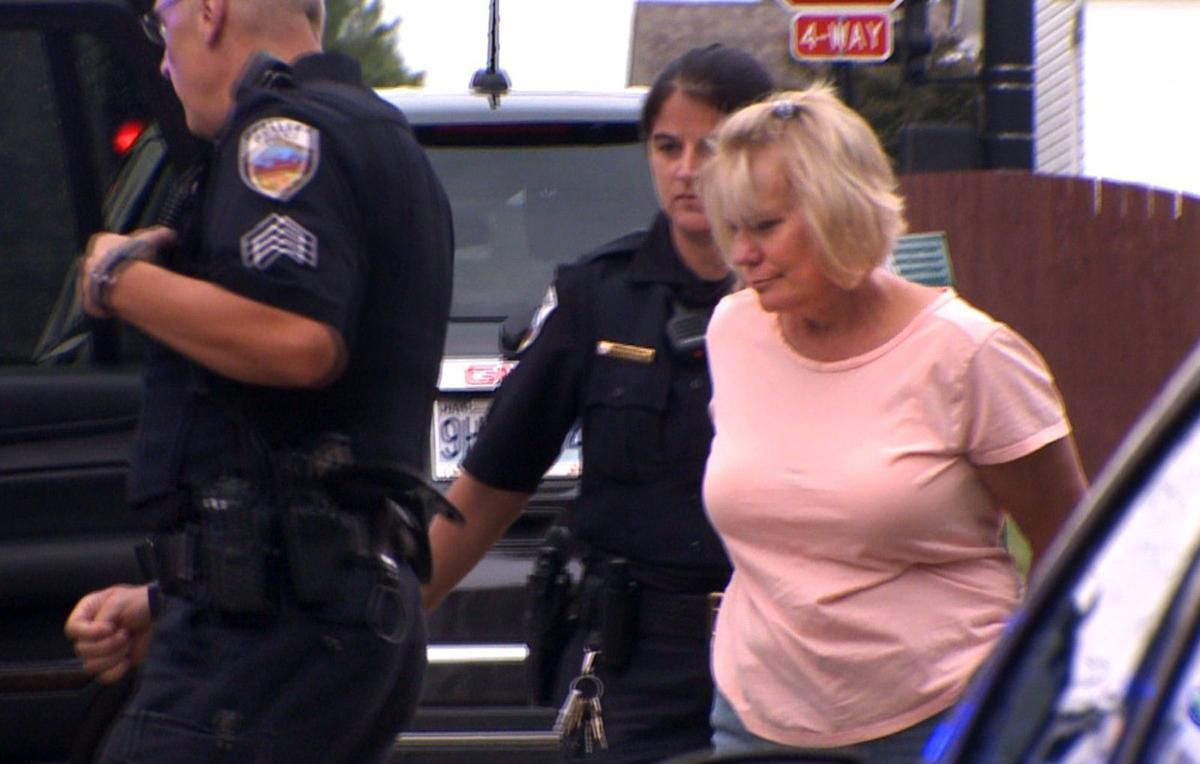 Pamela Hupp arrested