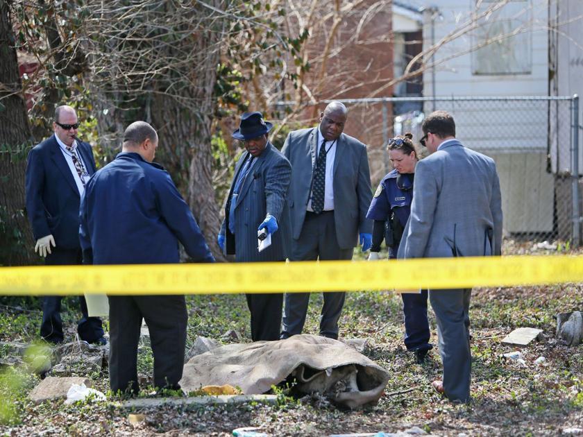 St Louis Man Whose Remains Were Found Under Rug Died Of