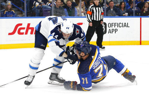 Listless Blues Pose No Threat To Jets