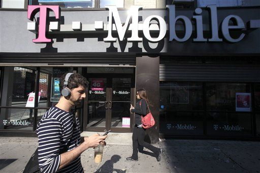 Mobile Finalizing Merger Deal With Sprint