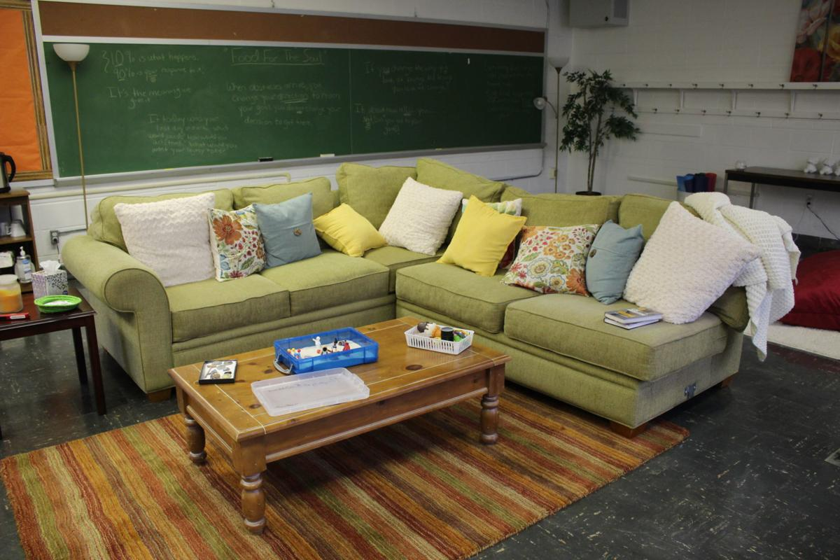 Comfort space in the Jennings School District