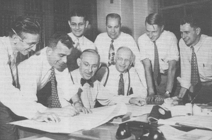 75th Anniversary of the National Weather Service River Forecast Centers