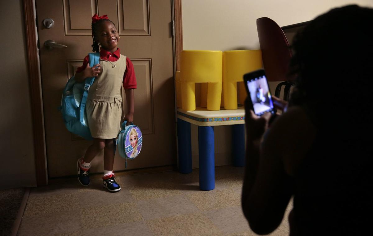 Daughter follows mom's footsteps to Lift for Life Academy as charter school expands