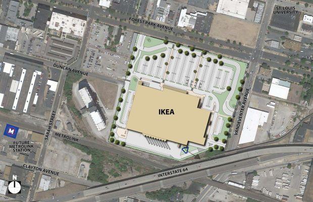 Ikea Location