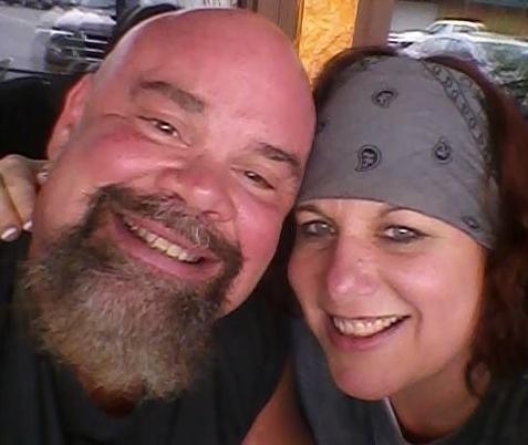 Michael and Kat Hutson