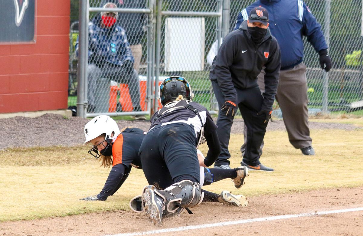 Webster Groves vs. Summit softball