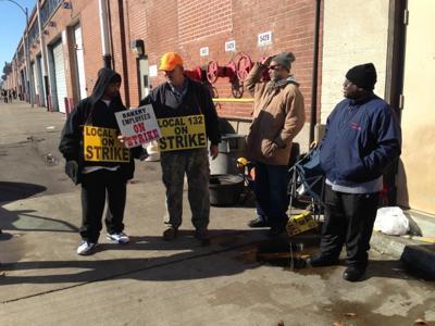 Hostess strike in St. Louis