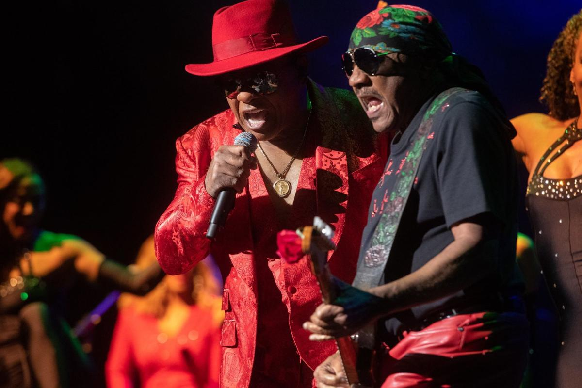 Isley Brothers feel recharged during 60th anniversary concert at Lindenwood University