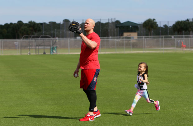 Matt Holliday Kids