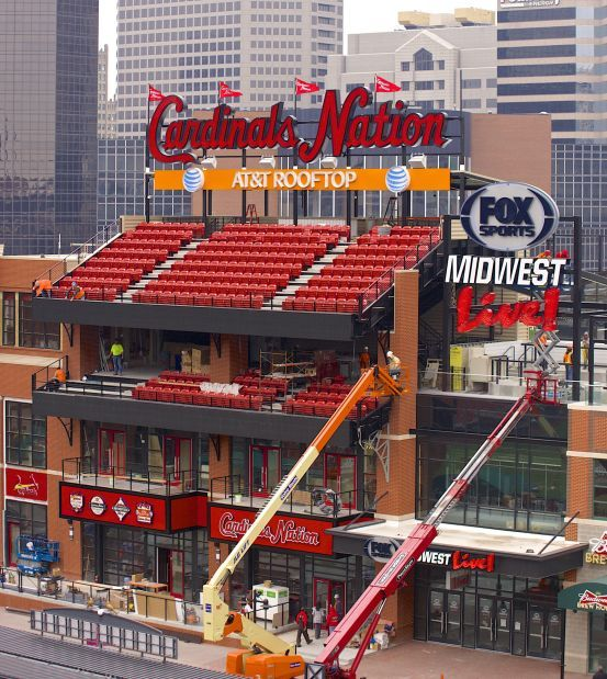 Ballpark Village S Rooftop Seats Cost From 95 To 300