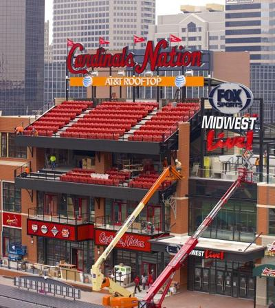 Ballpark Villages Rooftop Seats Cost From 95 To 300 Business
